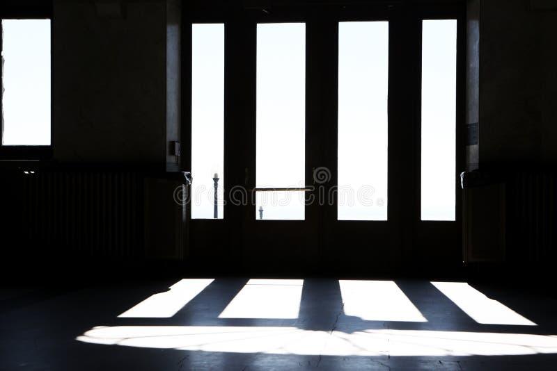 Sunlight Pursing Through Into Dark Room Free Public Domain Cc0 Image