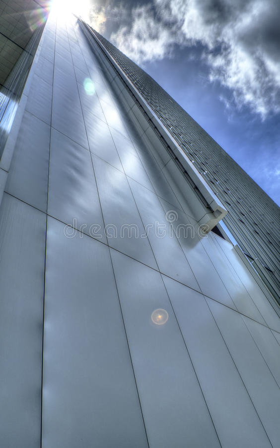 Download Sunlight From Top Of The Building Stock Photo - Image: 26066848