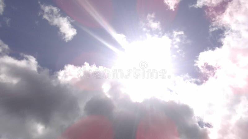SunMazing стоковое изображение rf