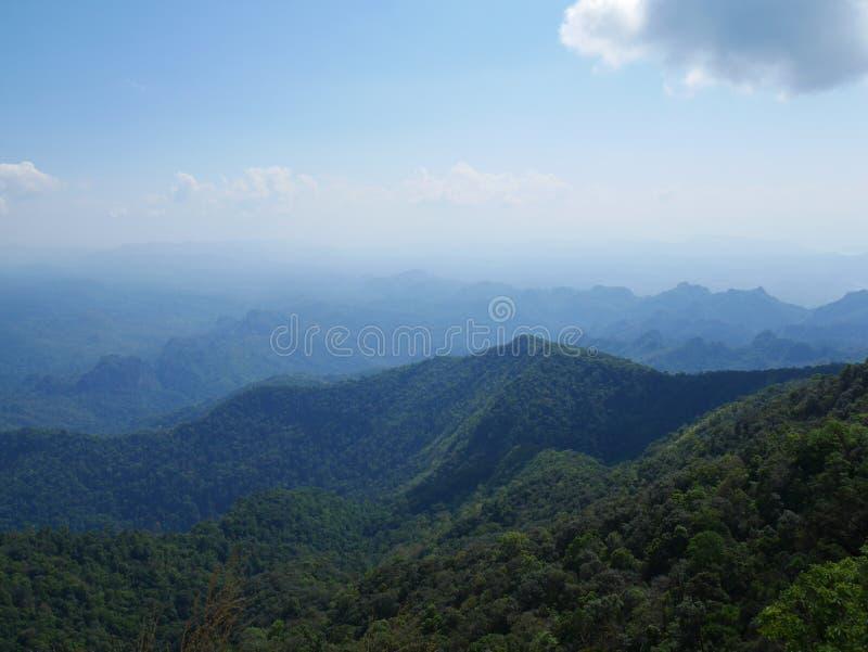 Sunnokwua góra zdjęcie stock