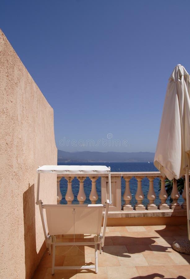 Free Sunny Balcony Stock Images - 4512694