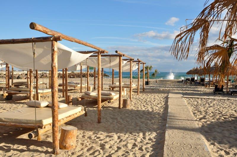 Download Sunny beach stock image. Image of block, summer, beach - 27059119