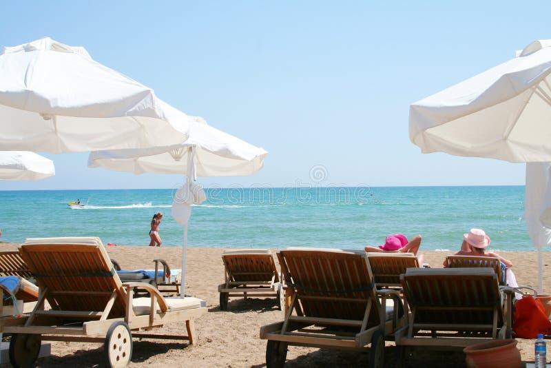 sunny beach fotografia royalty free