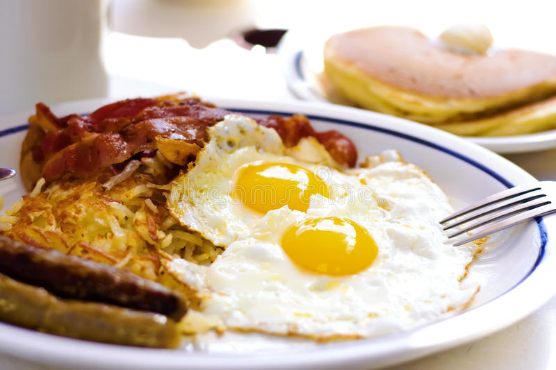 Download Sunny breakfast stock photo. Image of life, food, restaurant - 11470078