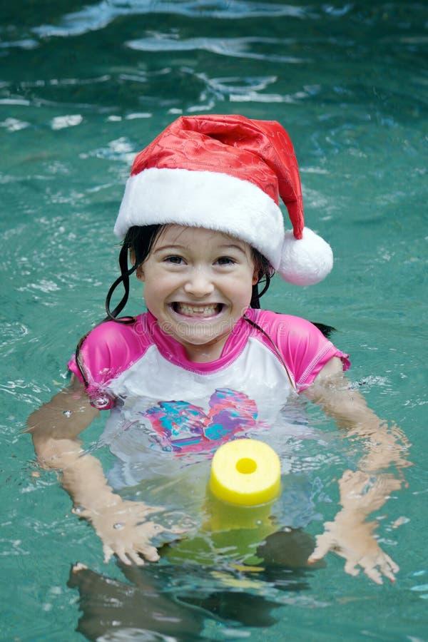 Download Sunny Christmas stock image. Image of swim, southern - 22321749
