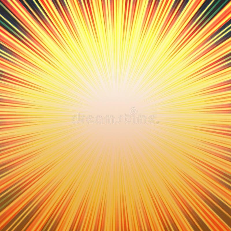 Free Sunny Hot Burst Stock Image - 4763661