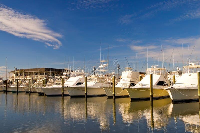 Download Sunny Marina-3 stock photo. Image of pier, slip, sailing - 1717276