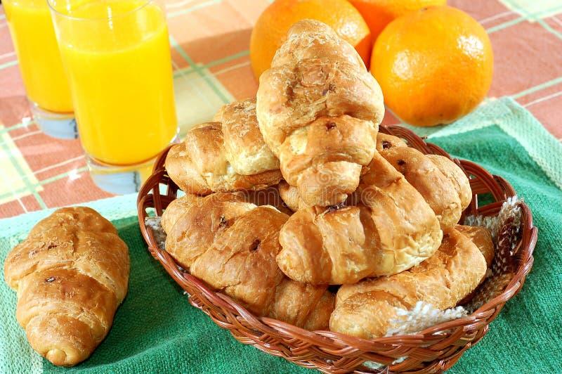 Sunny Morning Breakfast Royalty Free Stock Image