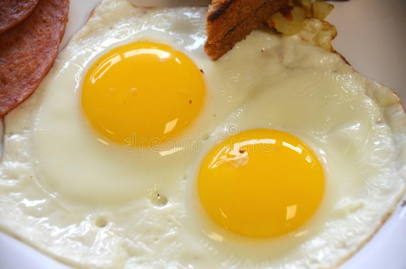 Sunny Side Up stock photo