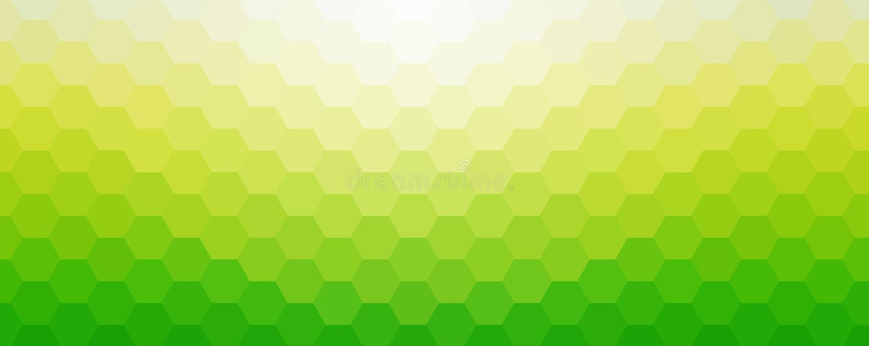 Sunny spring mosaic background vector illustration
