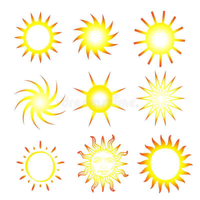 Free Sunny Suns Stock Photos - 16735703