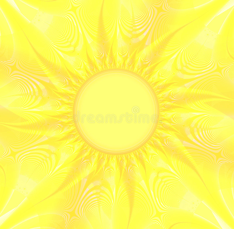 Download Sunny Yellow Background stock illustration. Illustration of fabric - 4752316