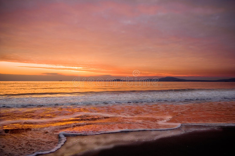 Download Sunrise 102 stock image. Image of shine, bright, outdoor - 4197785