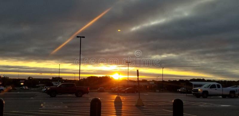SunRise стоковое изображение