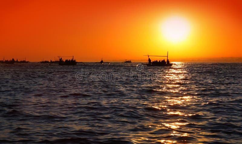 Download Sunrise stock photo. Image of fishing, nature, reflections - 22699468