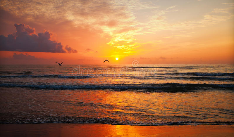 Sunrise Royalty Free Stock Photo