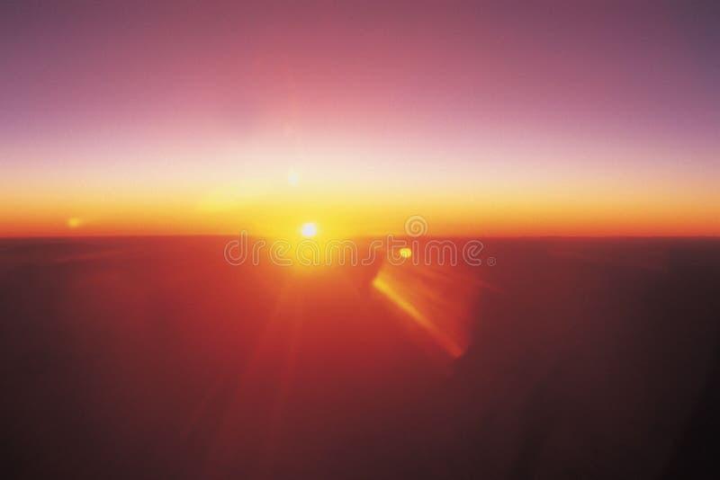 Sunrise. This is a beatiful sunrise royalty free stock photo