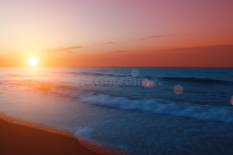 Download Sunrise stock image. Image of heaven, beautiful, scenic - 5648251
