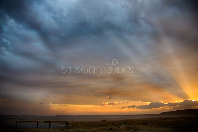 Download Sunrise stock photo. Image of tourism, saturated, rural - 6646684