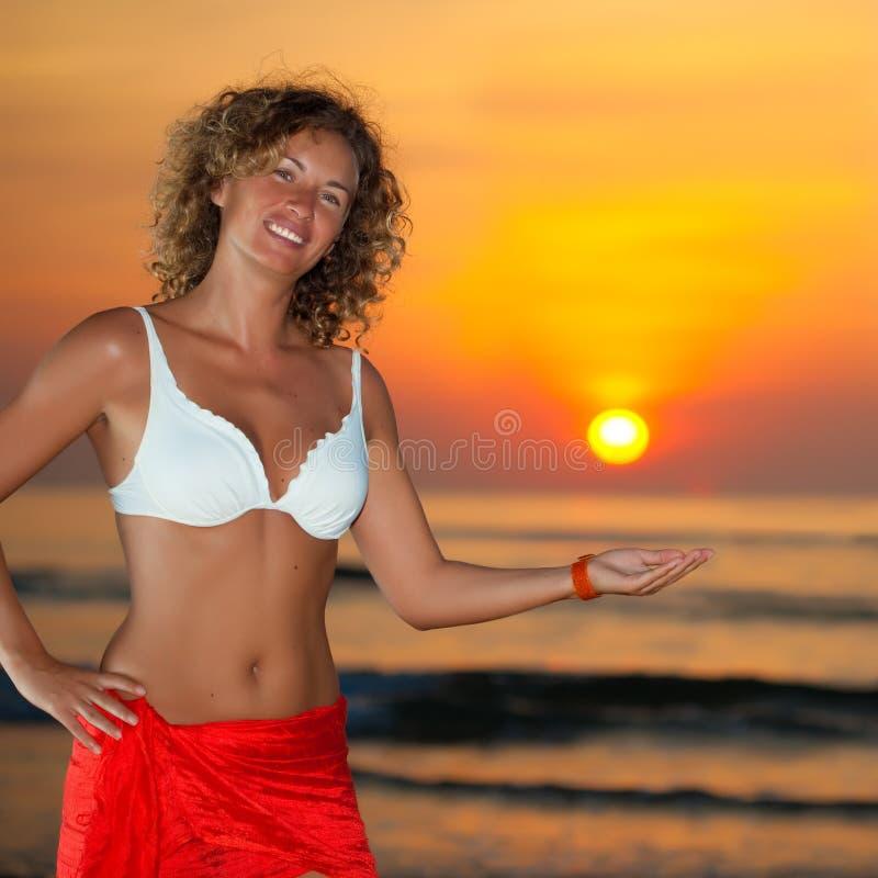 Download Sunrise stock photo. Image of sunset, smiling, happyness - 9128506