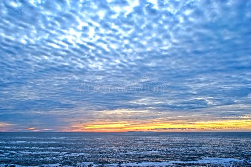 Download Sunrise On The Atlantic Ocean Stock Image - Image: 38404201