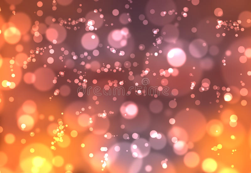 Sunrise Bokeh royalty free stock image
