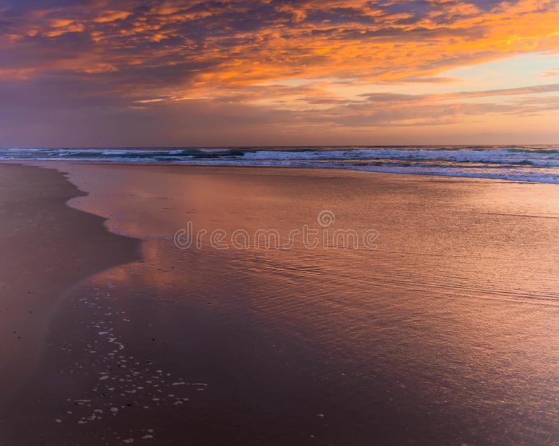 Sunrise Clouds royalty free stock images
