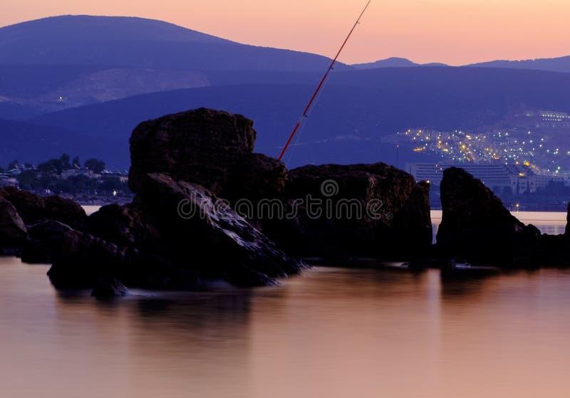 Sunrise dawn stock image