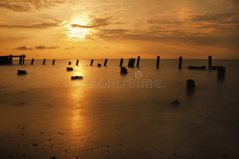 Download Sunrise On The Delaware Bay Stock Image - Image: 20692323