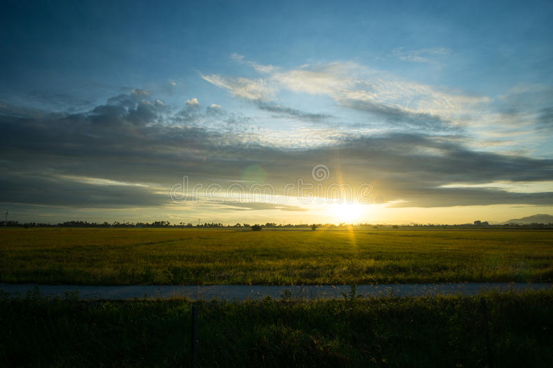 Sunrise royalty free stock photo