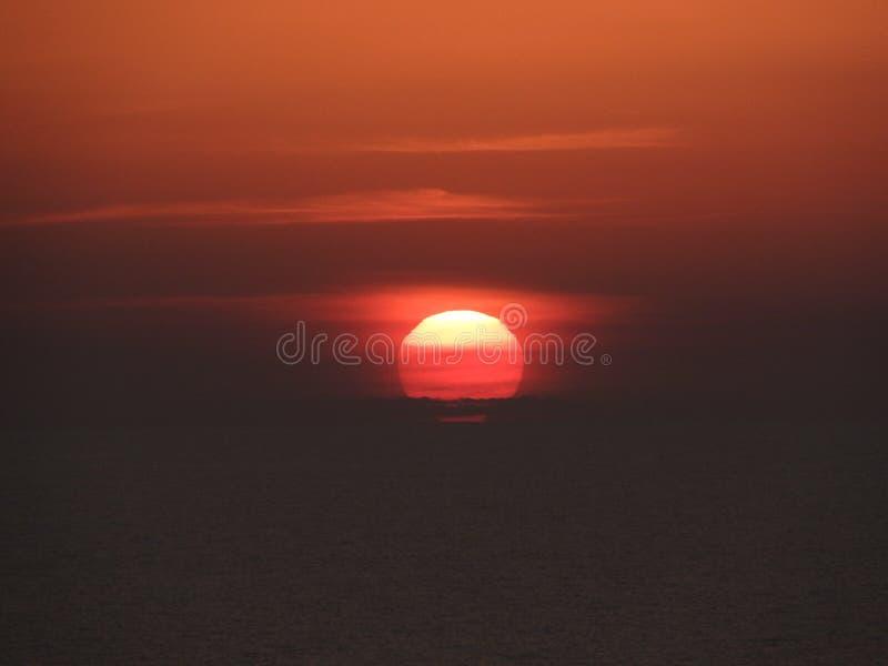 Sunrise, Horizon, Sky, Orange stock photos