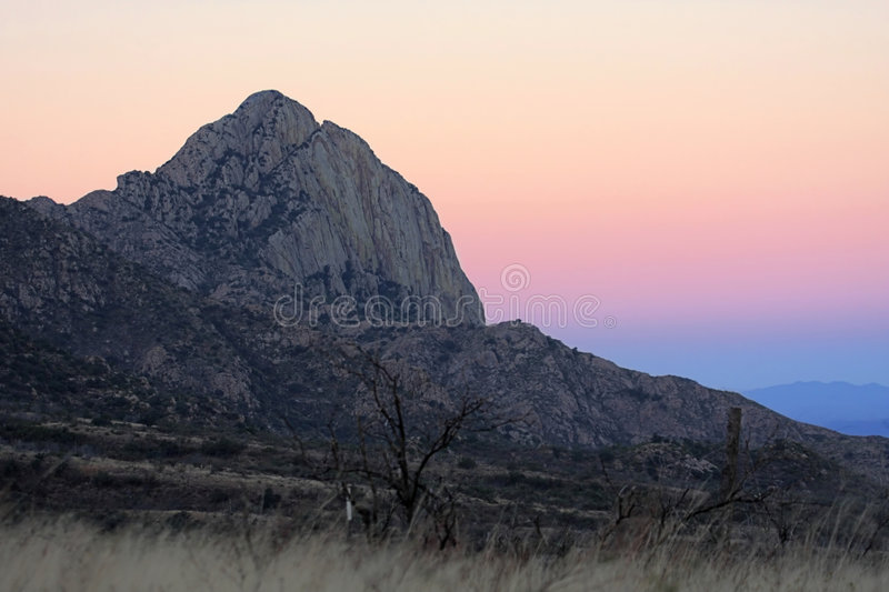 Download Sunrise in Madera Canyon stock photo. Image of western - 7058686
