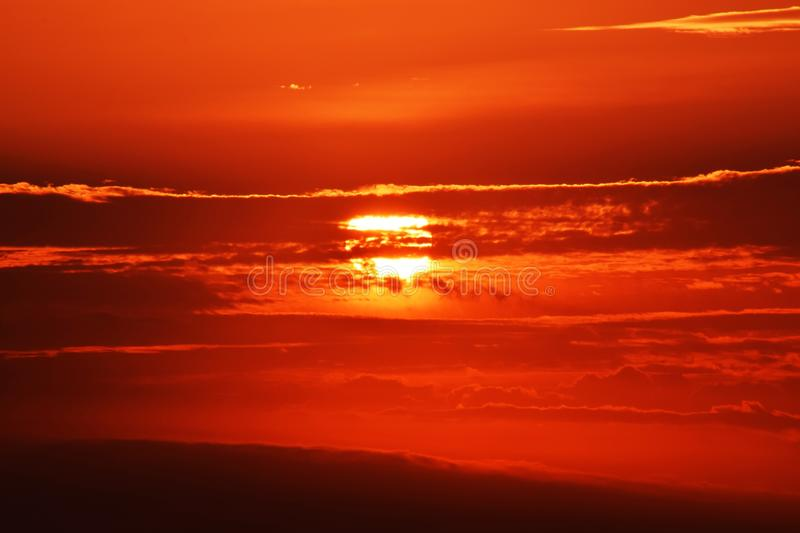 Sunrise. Is the most valuable moment in the day! I think so royalty free stock photos