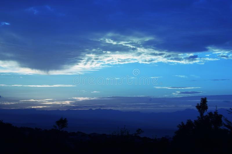 Sunrise. Is the most valuable moment in the day! I think so royalty free stock photography