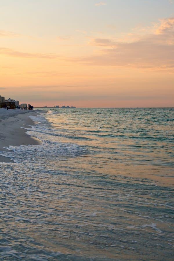 Sunrise On Ocean Royalty Free Stock Photography