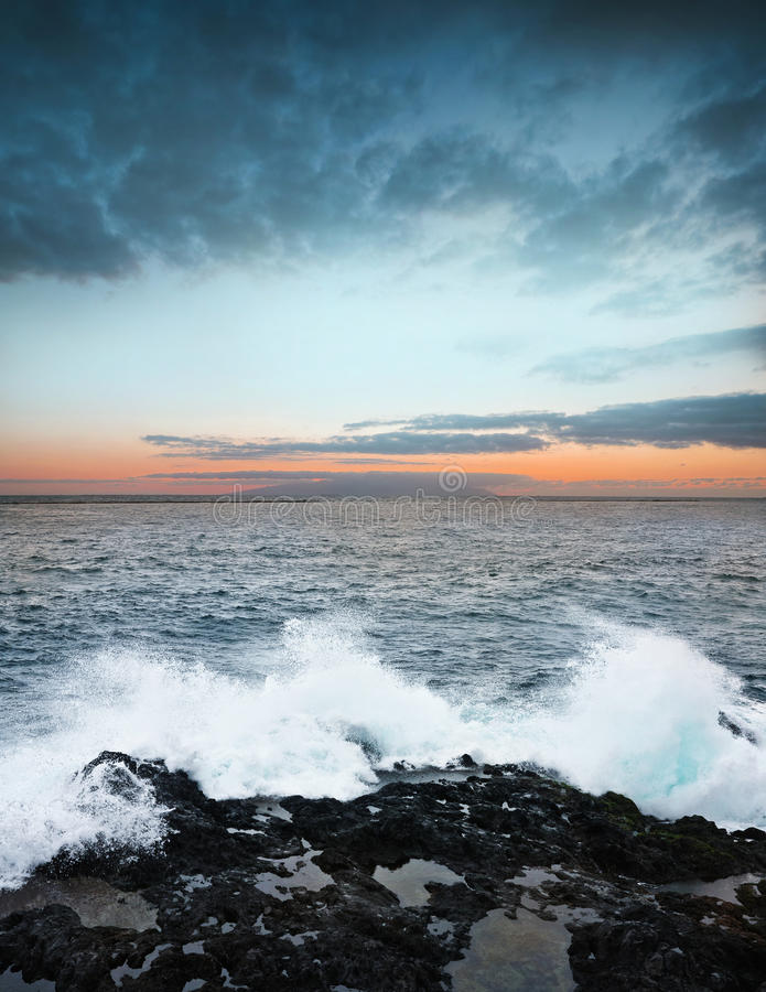 Download Sunrise and ocean stock photo. Image of energy, exposure - 24529886