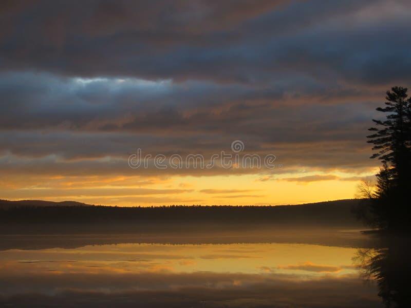 Sunrise Over Lake Free Public Domain Cc0 Image