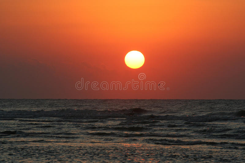 Download Sunrise Over Ocean Stock Photo - Image: 29663830