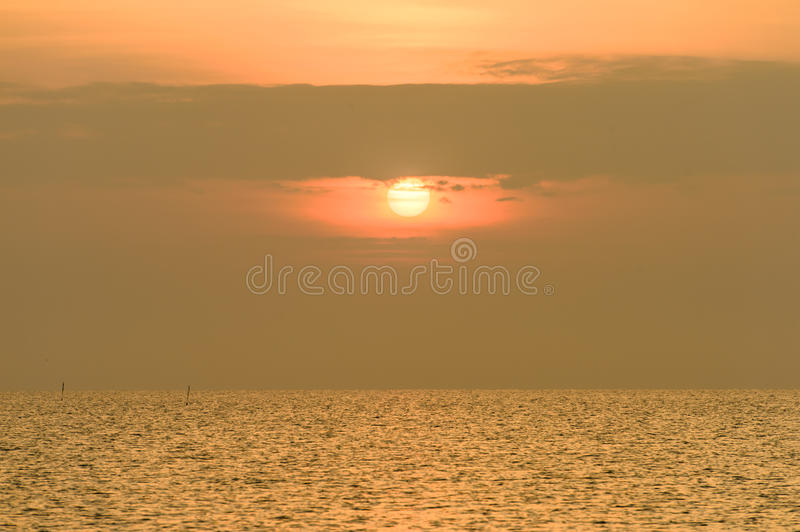 Download Sunrise Over The Pacific Ocean Stock Photo - Image: 41121755