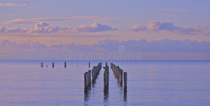 Download Sunrise Peaceful Tranquility Stock Image - Image: 17178449