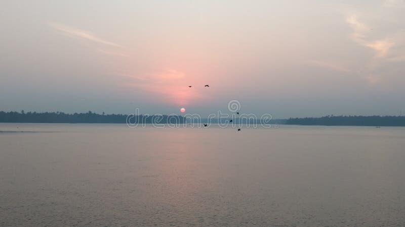 Sunrise photography royalty free stock photography