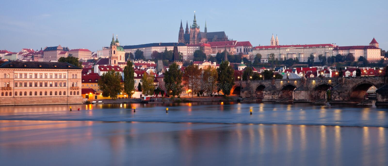 Download Sunrise In Prague Royalty Free Stock Photo - Image: 21686405