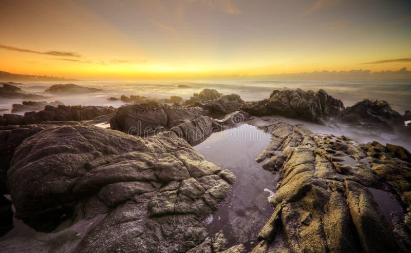 Download Sunrise Rocks, South Africa Stock Image - Image: 39553189