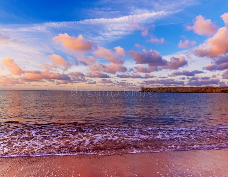 Download Sunrise at sea stock image. Image of orange, pink, summer - 83706009