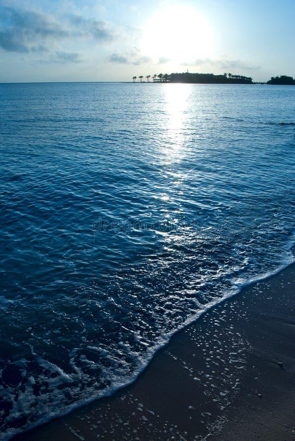 Sunrise Sea Coast Royalty Free Stock Images