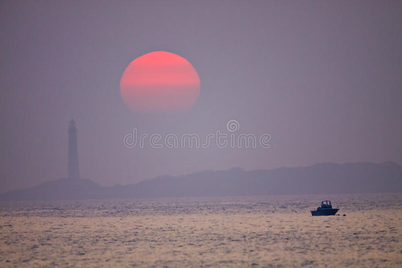 Sunrise Serenity stock images