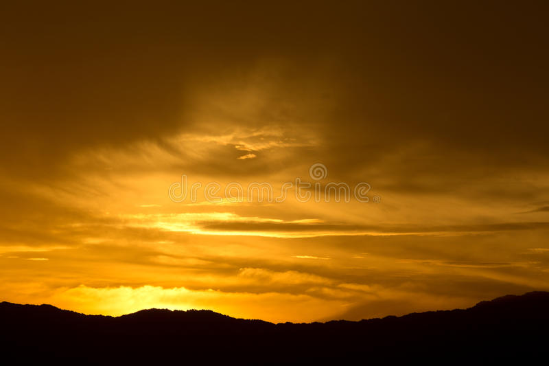 Download Sunrise sky stock photo. Image of sunlight, abstract - 33112202
