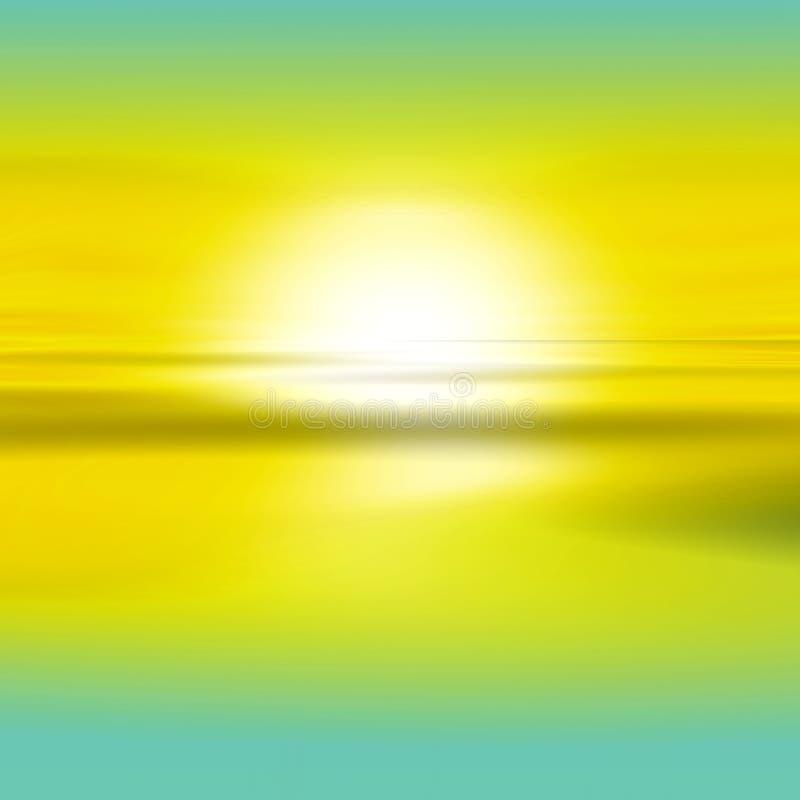 Sunrise, Sunset On Water