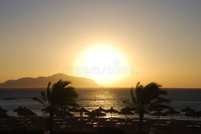 Sunrise from Tiran island