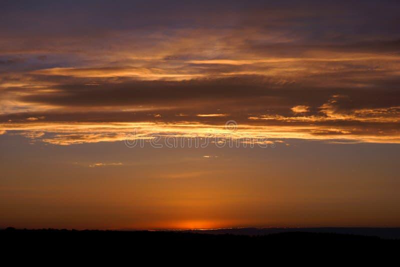 Sunrises και sunsets στοκ φωτογραφία με δικαίωμα ελεύθερης χρήσης